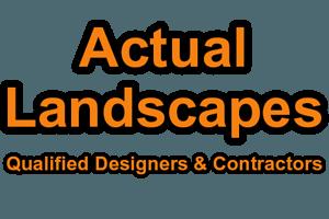 actual landscapes